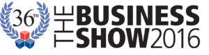 Vince Stanzione at the business show